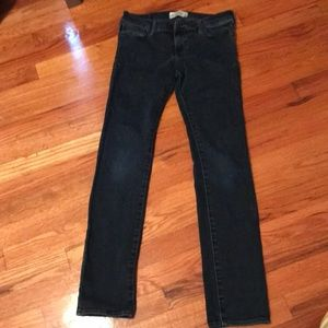 Abercrombie 14 blue jeans